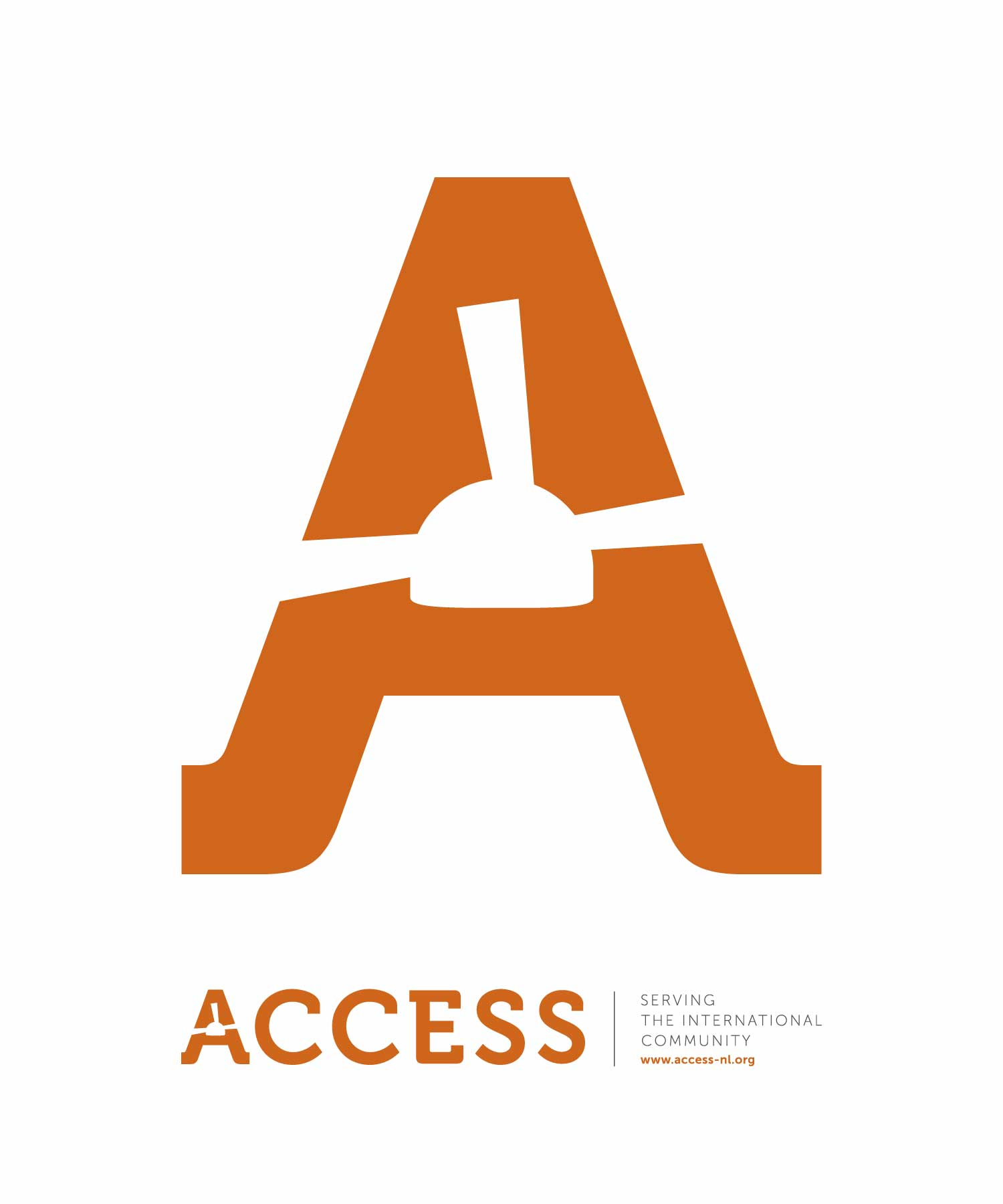 ACCESS logo M-space