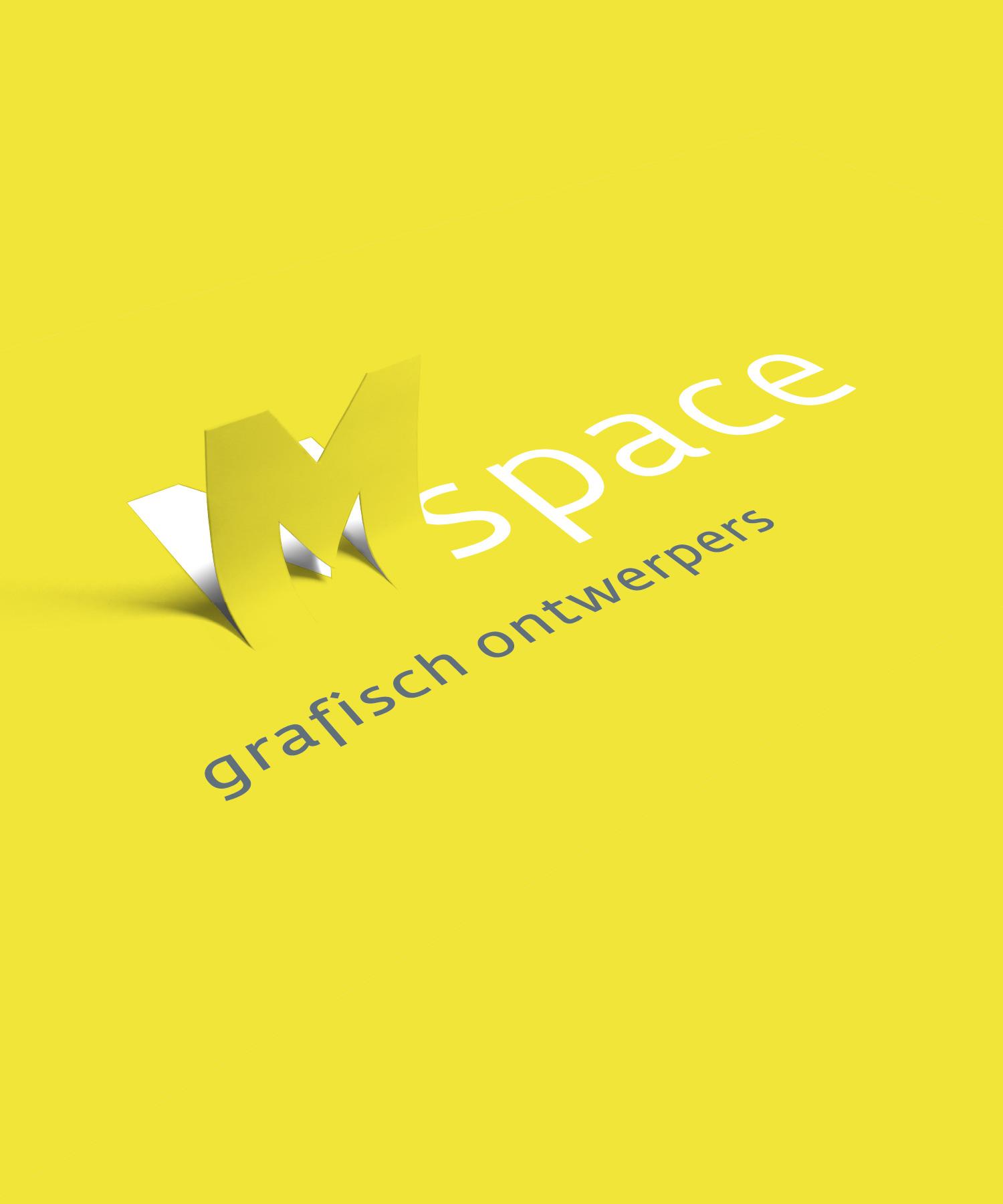 M-space logo