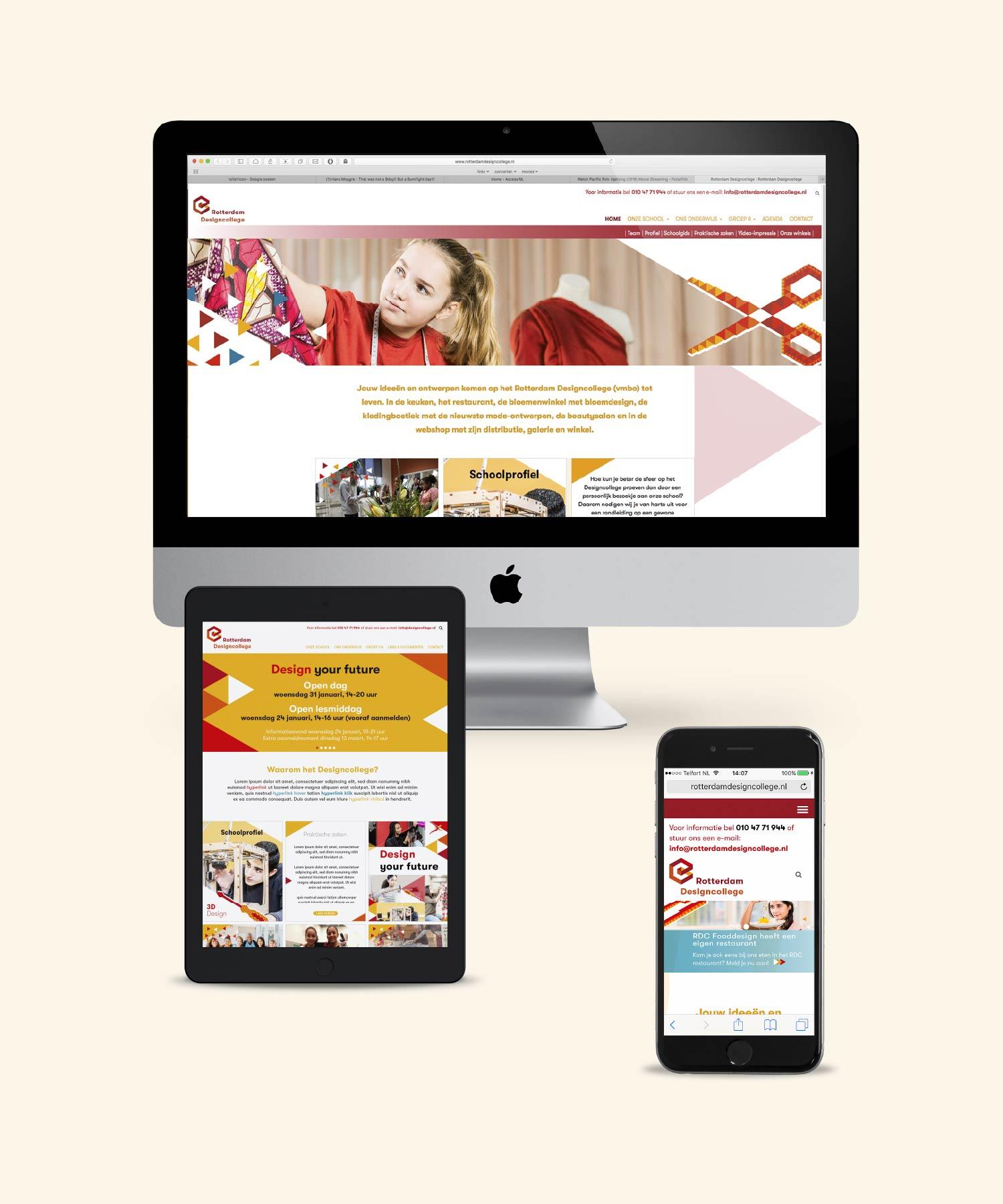 RDC website M-space