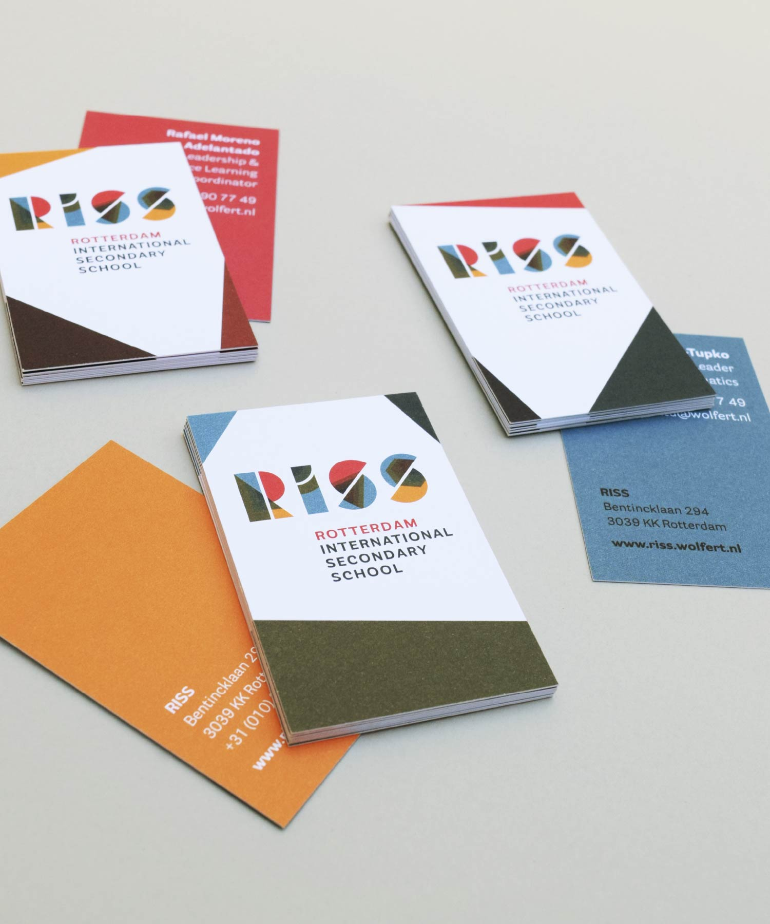 RISS Businesscards M-space