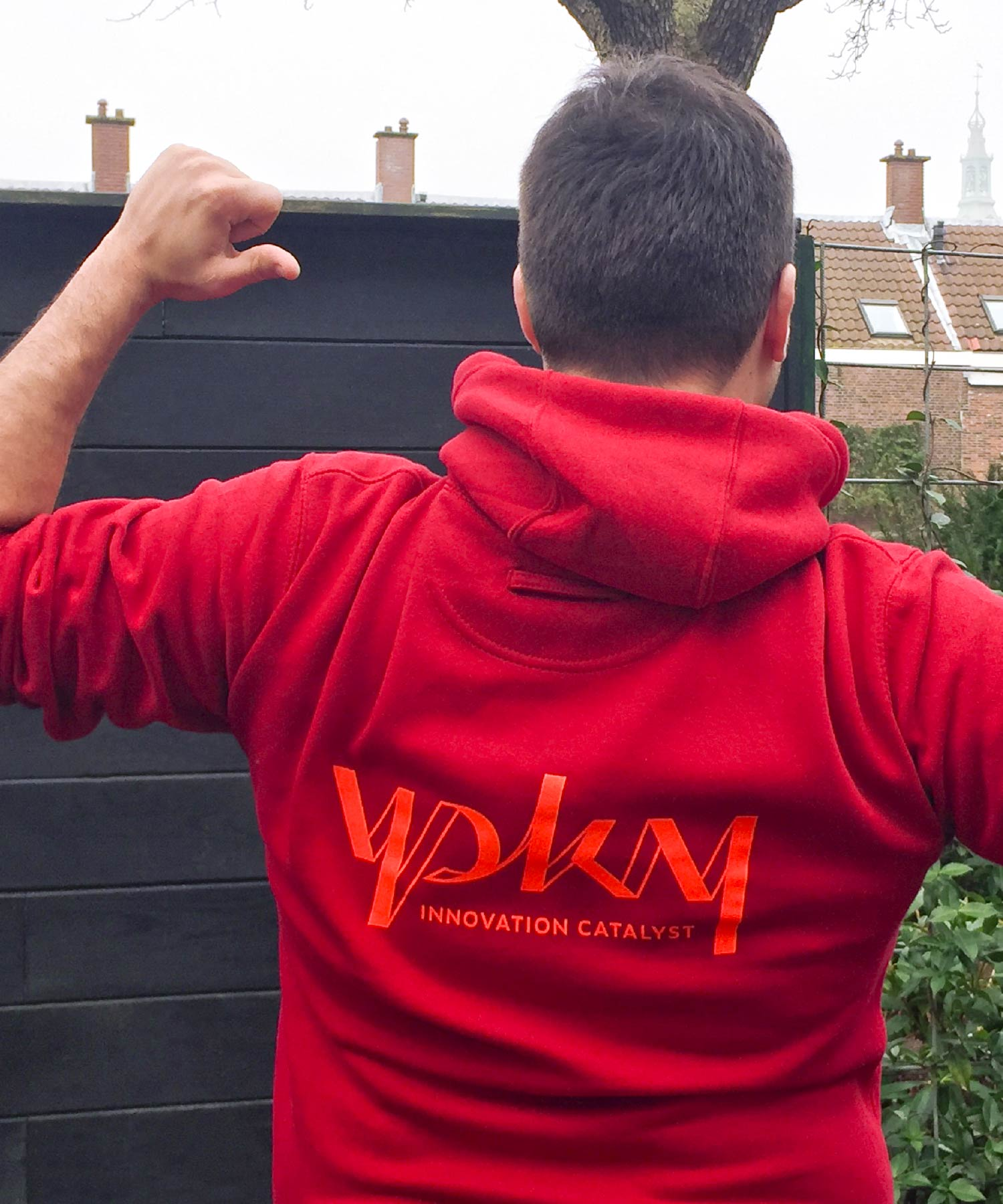 YPKY hoodie M-space